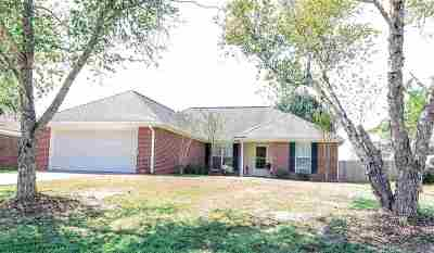 Flowood Single Family Home Act 1st Right Of Refusal: 638 Summer Place Dr