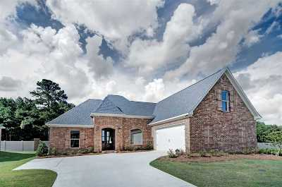 Flowood Single Family Home For Sale: 300 Royal Pond Circle