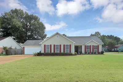 Flowood Single Family Home Contingent: 724 Baytree Dr