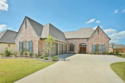 Flowood Single Family Home Contingent: 1104 Sapphire Xing