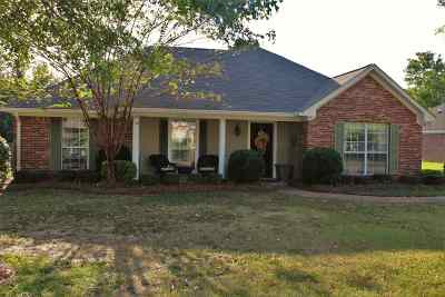 Canton Single Family Home For Sale: 132 Channing Cir