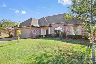 Canton Single Family Home For Sale: 182 Harvey Crossing Dr