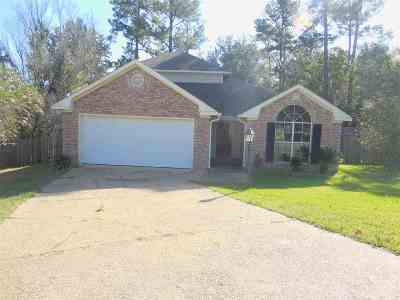 Ridgeland MS Single Family Home Contingent: $112,000