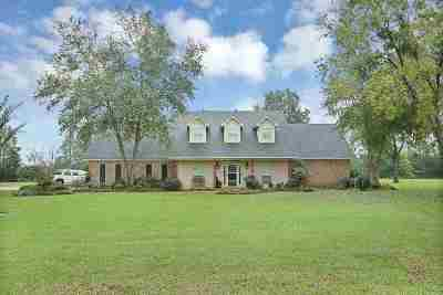 Hinds County Single Family Home Contingent/Pending: 140 Cidero Rd
