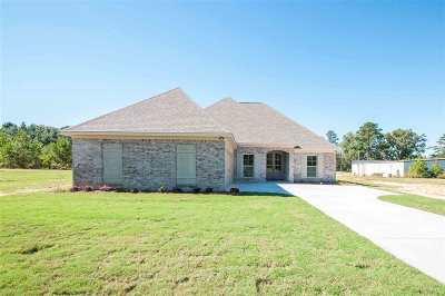 Byram Single Family Home For Sale: 110 Ashley Park Dr