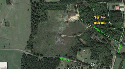Leake County Residential Lots & Land For Sale: Gunter Rd