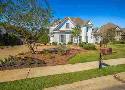 Madison Single Family Home For Sale: 105 Coventry Cv
