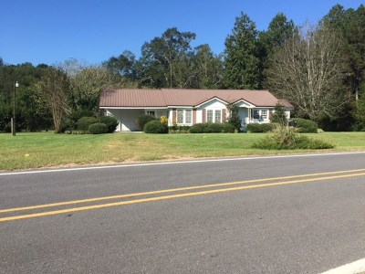 Magee Single Family Home For Sale: 177 Siloam Church Rd