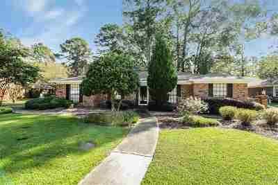Brandon Single Family Home For Sale: 114 Longmeadow Rd