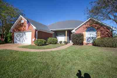 Flowood Single Family Home For Sale: 633 Summer Pl
