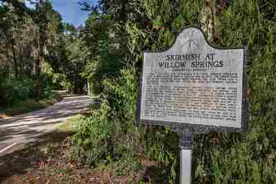 Residential Lots & Land For Sale: Willows Rd