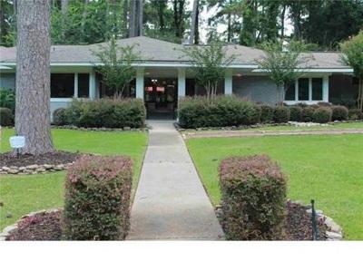 Jackson Single Family Home For Sale: 1514 Eastover Dr