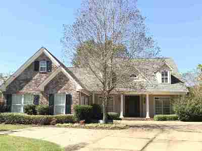 Flowood Single Family Home For Sale: 712 Chickasaw Dr South