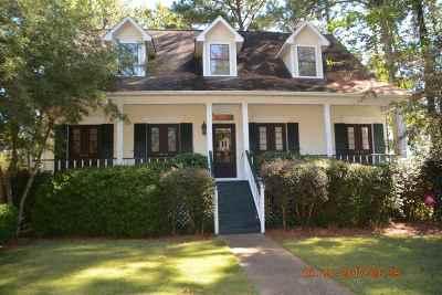 Brandon Single Family Home For Sale: 1013 Fairway Cv