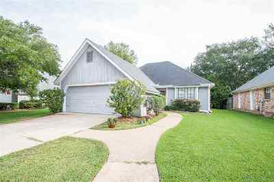 Ridgeland Single Family Home For Sale: 7144 Copper Ridge Dr