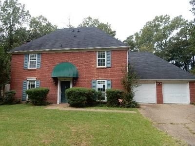 Brandon Single Family Home For Sale: 209 Camelia Trl