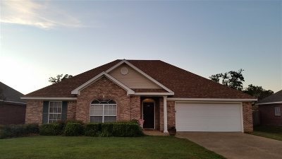 Brandon Single Family Home For Sale: 191 Holmar Dr