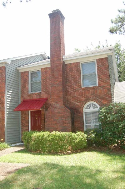 Madison County Townhouse For Sale: 523 Boardwalk Blvd #523