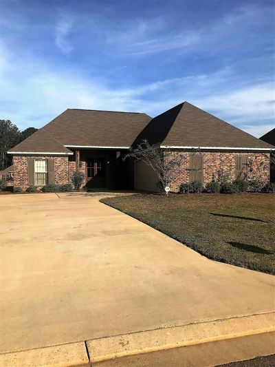 Madison MS Single Family Home For Sale: $223,000