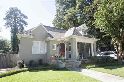 Jackson Single Family Home Contingent: 829 Belhaven St