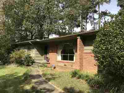 Jackson MS Single Family Home For Sale: $259,000