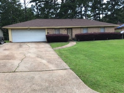 Jackson Single Family Home For Sale: 227 Lake Of Pines Dr