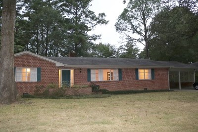 Jackson Single Family Home For Sale: 4415 Northover Dr