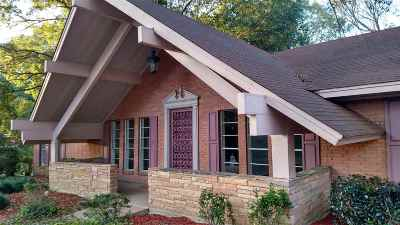Jackson Single Family Home For Sale: 2634 McDowell Rd Ext
