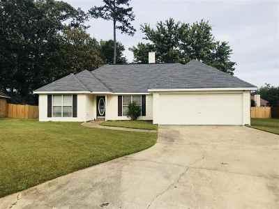 Brandon Single Family Home For Sale: 123 Hunters Oak Cv