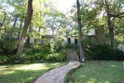 Jackson Single Family Home For Sale: 1708 Piedmont St