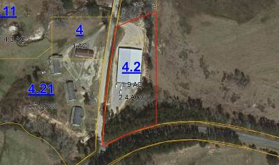 Commercial For Sale: 114 Rials Creek Rd