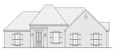 Madison Single Family Home For Sale: 138 Hampton Ridge
