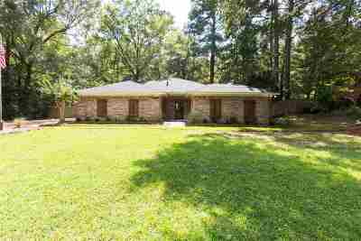Brandon Single Family Home For Sale: 539 Rusk Dr