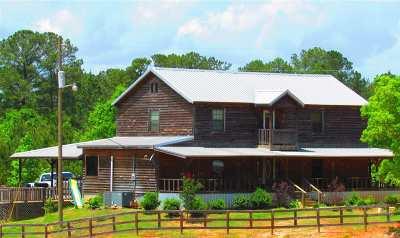 Leake County Single Family Home For Sale: 1905 Rosebud School Rd