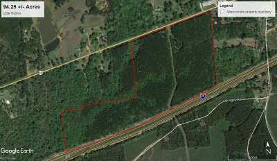 Rankin County Residential Lots & Land For Sale: Highway 80 East Rd