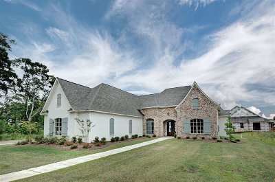 Madison Single Family Home For Sale: 203 First Colony Blvd #Lot 76