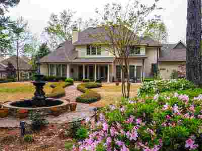 Ridgeland Single Family Home For Sale: 140 Bridgewater Xing