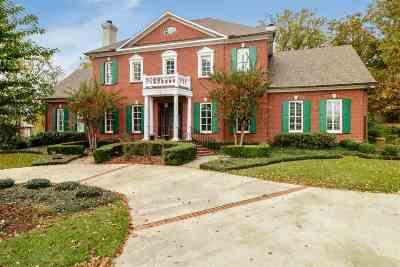 Ridgeland Single Family Home For Sale: 119 Bridgewater Xing