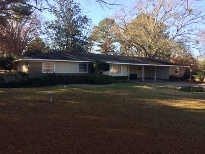Canton Single Family Home Contingent/Pending: 544 E Dinkins St