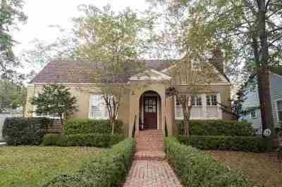 Jackson Single Family Home For Sale: 1604 Belmont St