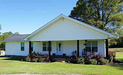 Leake County Single Family Home For Sale: 187 Barnes Rd