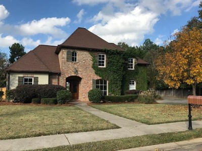Madison County Single Family Home For Sale: 809 Beaumont Dr