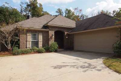 Flowood Single Family Home For Sale: 128 Britton Cir