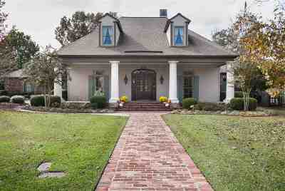 Ridgeland Single Family Home For Sale: 205 Jefferson Ridge