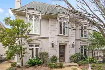 Jackson Single Family Home For Sale: 1 Ashley Park Dr