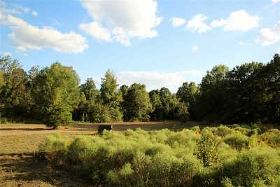 Attala County Residential Lots & Land For Sale: 1 Shiloh Rd