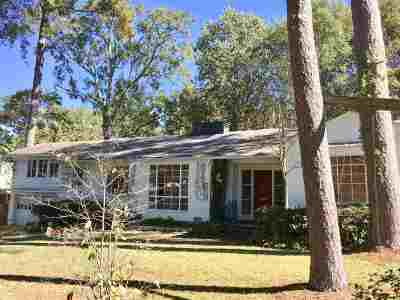 Jackson Single Family Home For Sale: 3510 Kings Hwy