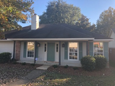 Ridgeland Single Family Home For Sale: 1833 Lincolnshire Blvd