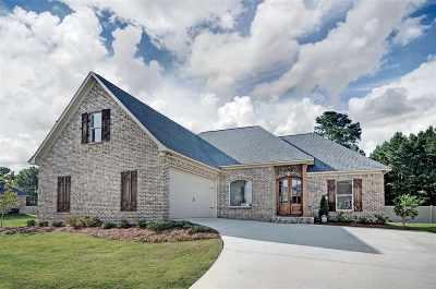 Flowood Single Family Home For Sale: 302 Royal Pond Circle