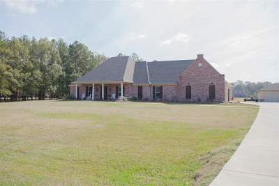 Brandon Single Family Home For Sale: 101 Pecan Ridge